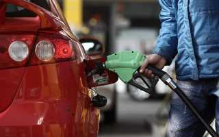 Автомобили на 92 бензине