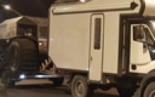Урал некст с двойной кабиной