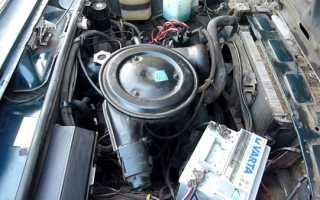 Расточенный двигатель ваз 2107
