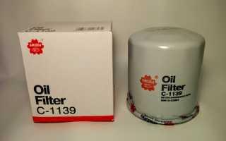 Фильтр масляный сакура отзывы