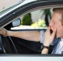 Средства активной и пассивной безопасности автомобиля