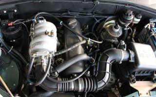 Шевроле нива троит двигатель на холостых