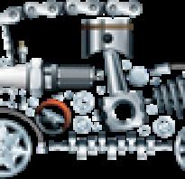 Схема подключения реле поворотов