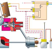Электромагнитный клапан ваз 2107 карбюратор