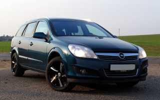 Opel astra h gtc 1 6