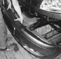 Уаз патриот крепление переднего бампера