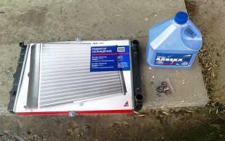 Почему течет радиатор охлаждения