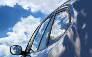 Чем чистить стекла автомобиля
