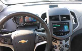 Chevrolet kl1t aveo 116 л с