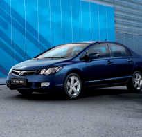 Хонда сивик 2008 год