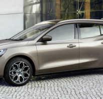 Форд фокус 4 поколения универсал