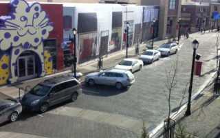 Смотреть видео параллельная парковка