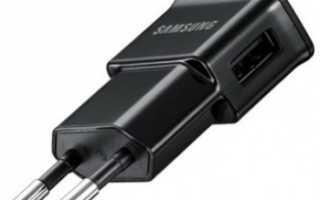 Схема зарядного устройства для планшета