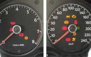 Температура двигателя на поло седан