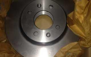 Тормозные диски trw отзывы