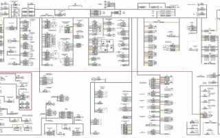 Схема камаз 55111 самосвал