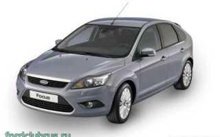 Форд фокус 2 рестайлинг комплектация ghia