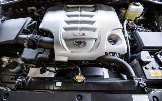 Дизельный двигатель тойота ленд крузер 200