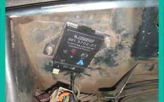 Реле генератора ваз 21074