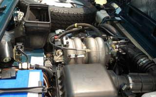 Увеличить мощность двигателя нива 2121
