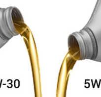 Чем отличается масло 5w30 от 5w40