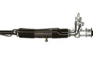 Рулевая рейка daewoo nexia с гидроусилителем