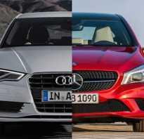 Audi vs bmw vs mercedes