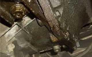 Двигатель стал есть масло