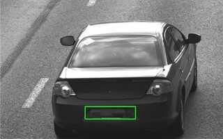 Камера контроля полосы штраф