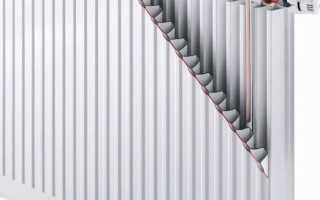 Принцип работы радиатора отопления