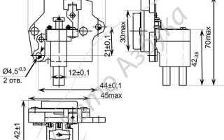 Регулятор напряжения ваз 21213