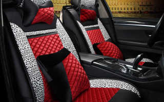 Ткань для обшивки сидений