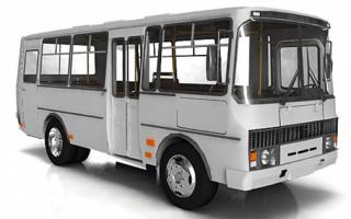 Сколько тонн весит автобус
