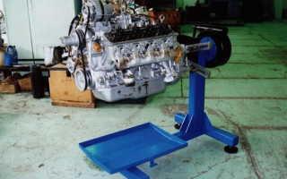 Стенд кантователь для разборки и сборки двигателей