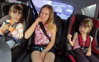 Штраф за непристегнутый ребенок без кресла