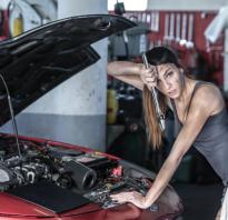 Чем удалить моторное масло