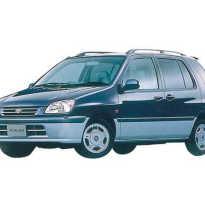 Тойота раум 1999 технические характеристики