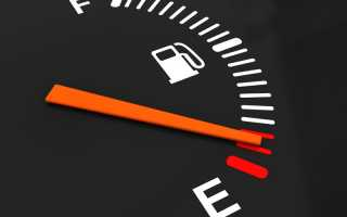 Сколько тратится бензина на 1 км