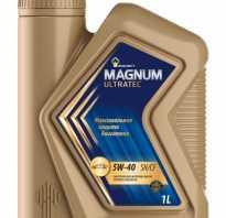 Моторное масло роснефть магнум ультратек