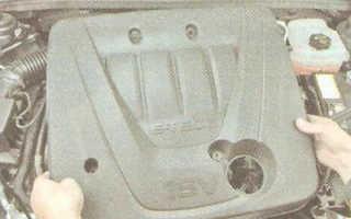 Замена коробки передач на шевроле круз