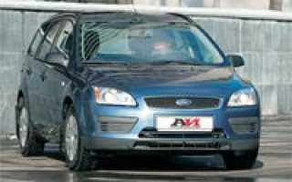 Форд фокус универсал дизель