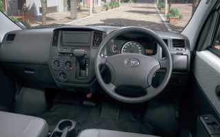 Toyota town ace характеристики