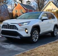 Тойота рав 4 2019 новый кузов видео