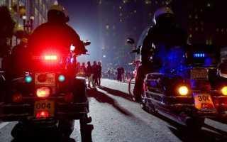 Стоп сигнал для мотоцикла