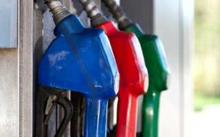 Бензин с водой симптомы