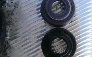 Замена маслосъемных колпачков акцент тагаз 16 клапанов