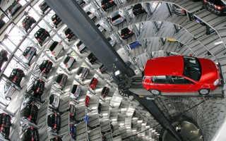 Статистика марок автомобилей в россии