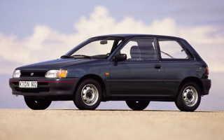 Toyota starlet iv p80