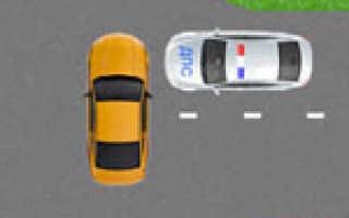 Штраф за нарушение знака уступи дорогу