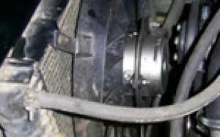 Вентилятор охлаждения радиатора газ 31105